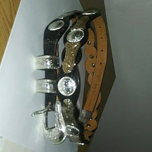 Tony Lama leather belt